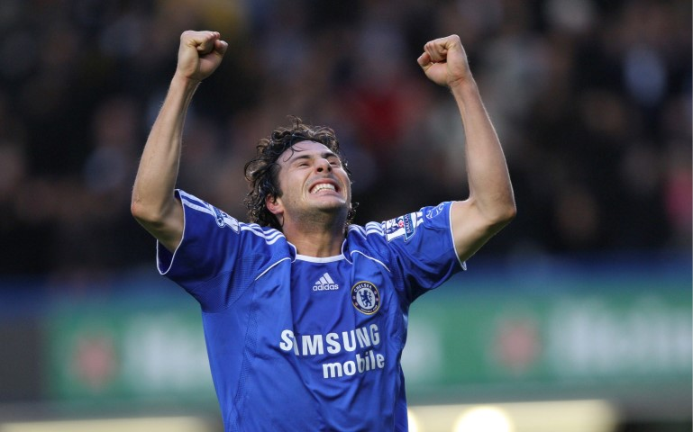 Top 10 Chelsea players that never made it Claudio Pizarro