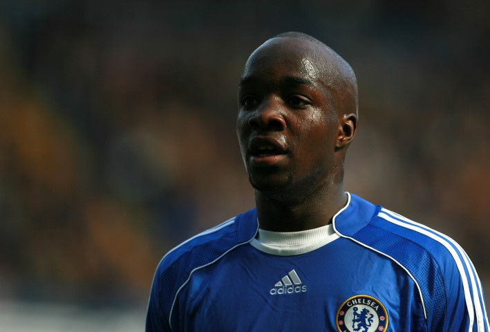 Top 10 Chelsea players that never made it Lassana Diarra