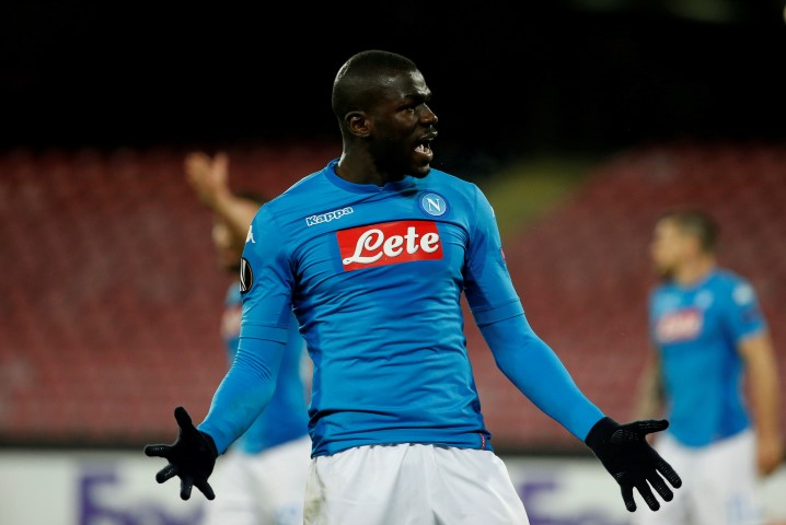 Top five players Chelsea should sign this summer in 2018 Kalidou Koulibaly