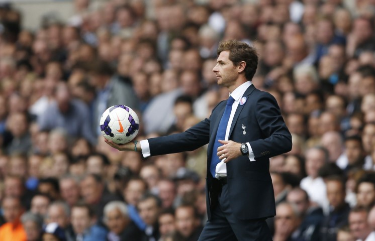 Top five worst Chelsea managers Andre Villas-Boas