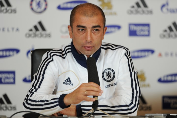 Top five worst Chelsea managers ever Roberto Di Matteo