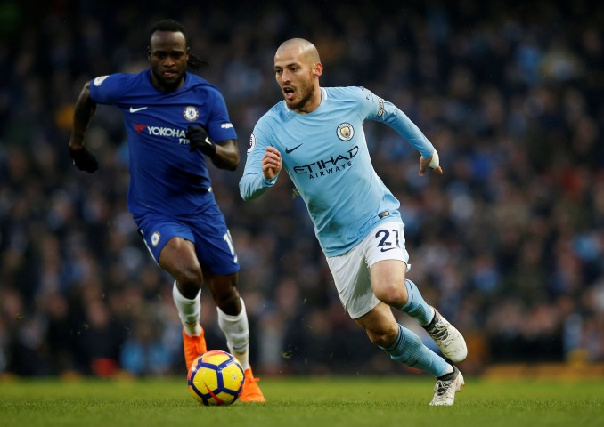Victor Moses is one of the Top five fastest Chelsea players in 2018