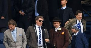 Will Farrell is one of the Famous Chelsea Fans who support Chelsea FC