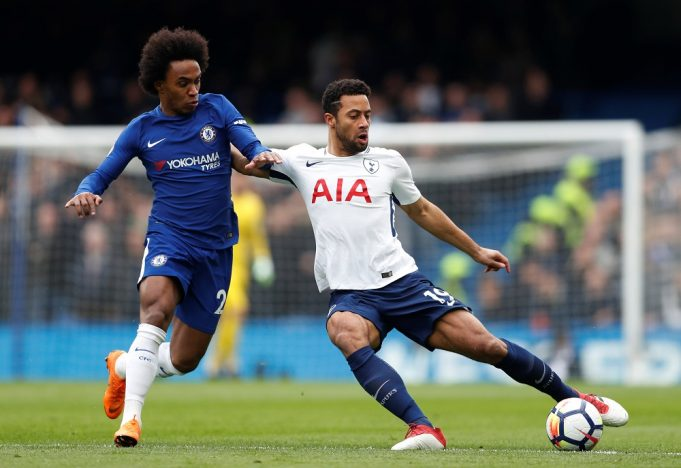 Willian wants something to change at Chelsea next season