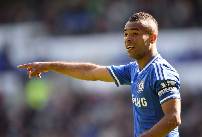 greatest Chelsea players during the Roman Abramovich era Ashley Cole