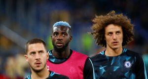 Alex wants Chelsea to keep David Luiz