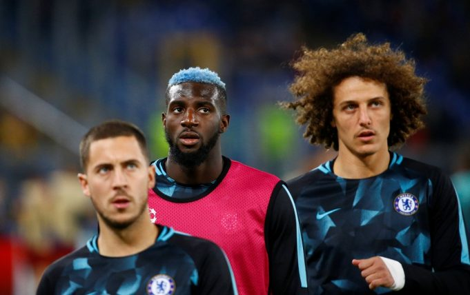 Alex wants Chelsea to keep David Luiz