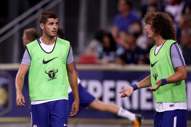 Alvaro Morata edges closer to a move to Juventus