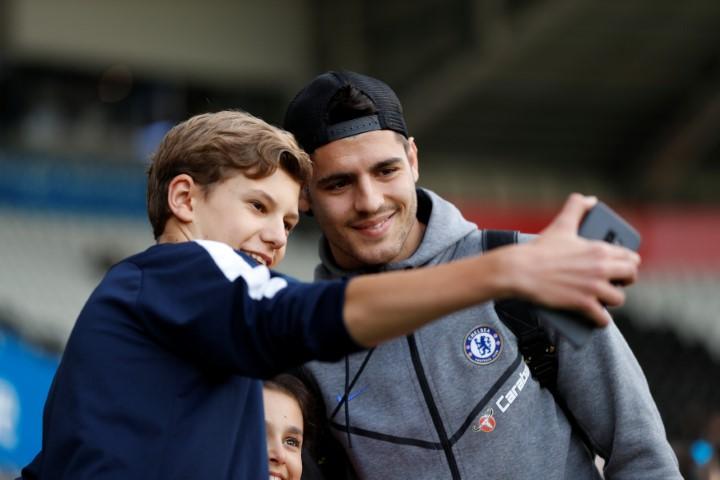 Alvaro Morata most overrated Chelsea players