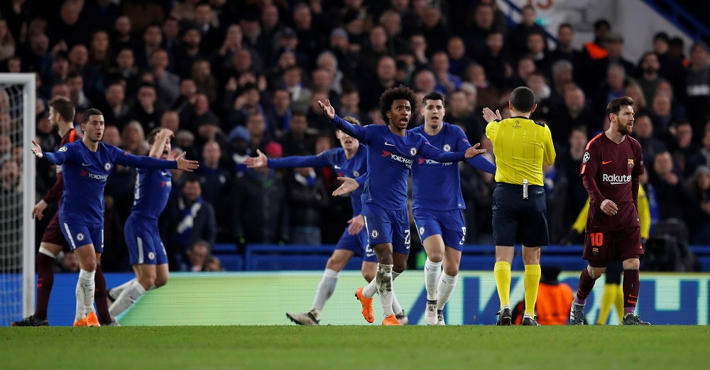 Chelsea Star urged to reject European Giants
