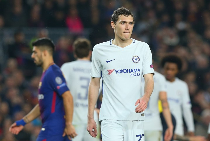 Andreas Christensen Top 5 most overrated Chelsea players