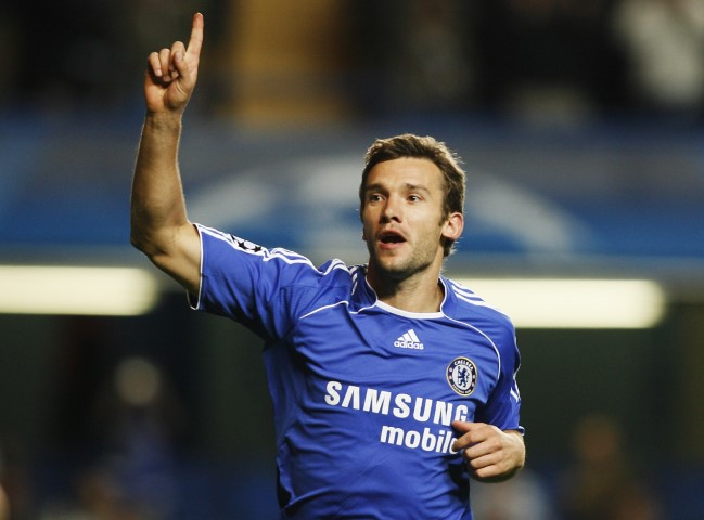 Andriy Shevchenko Top 5 players who failed at Chelsea