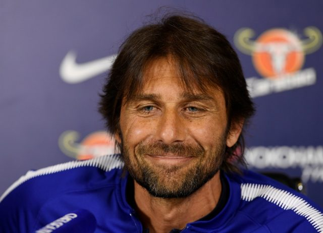 Antonio Conte is unaffected by rumours about his summer exit