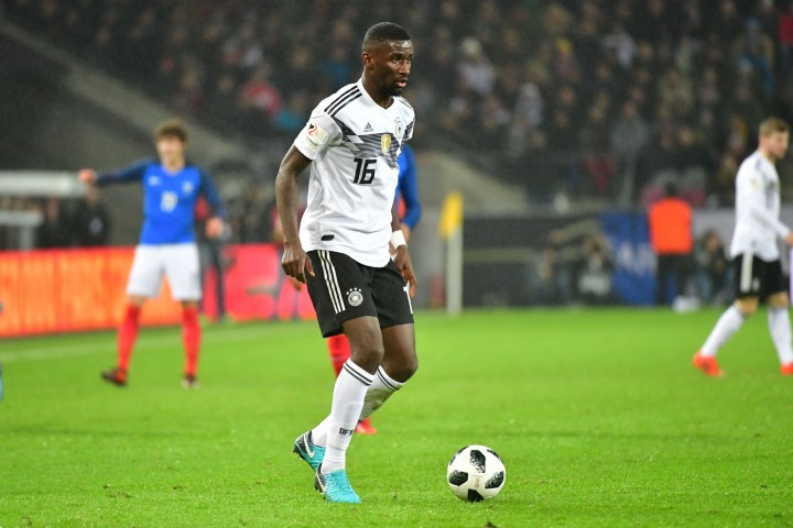 Antonio Rudiger Chelsea players in World Cup 2018