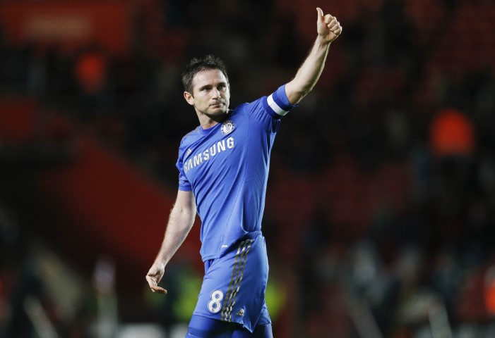 Best Chelsea XI of all time Frank Lampard
