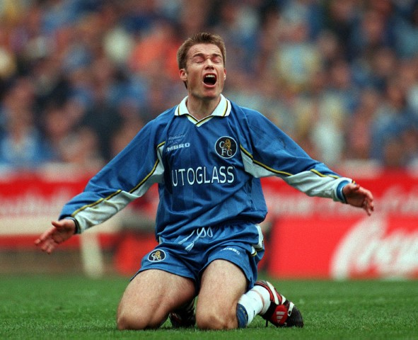 Best Chelsea defenders ever Graeme Le Saux best Chelsea left-back
