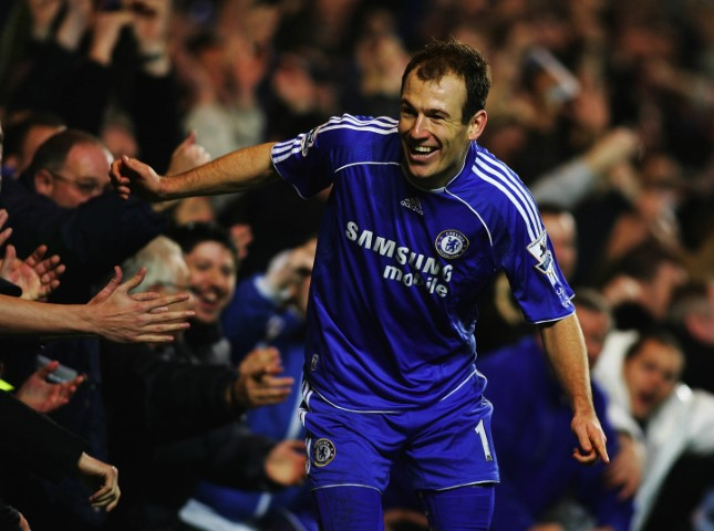 Best Chelsea midfielders ever Arjen Robben left wingers