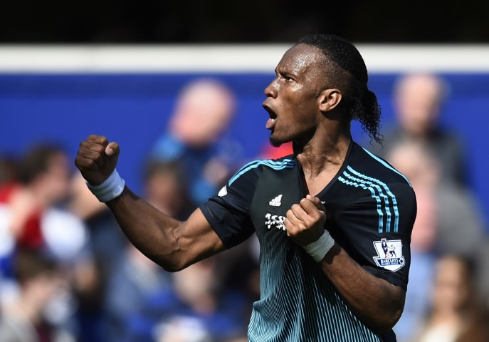 Best Chelsea strikers of all time Didier Drogba records and stats goals