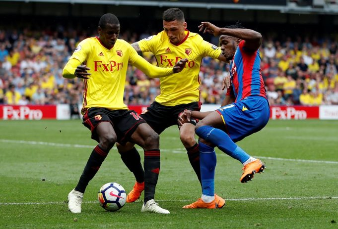 Boost for Chelsea in their pursuit of Wilfried Zaha