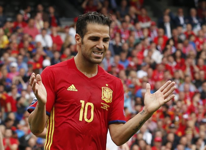 Cesc Fabregas Chelsea players that have won the World Cup