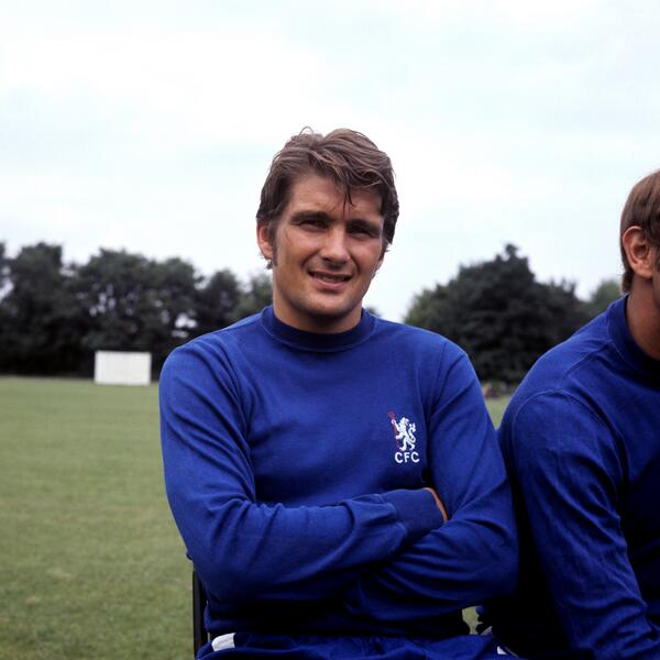 Charlie Cooke is one of Chelsea's best ever wingers