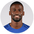 Chelsea FC players photos Antonio Rüdiger