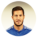 Chelsea FC players photos Eden Hazard