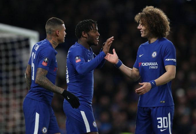 Chelsea ace Kenedy wanted by RB Leipzig