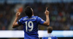 Chelsea aggressive player