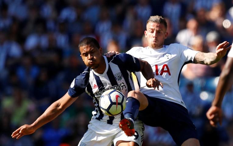 Chelsea defender transfer targets Toby Alderweireld 2018