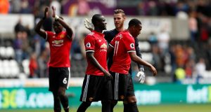 Chelsea monitoring Eric Bailly's situation at Manchester United