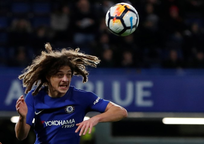 Chelsea players haircuts big hair Ethan Ampadu