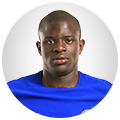Chelsea players pictures N'Golo Kanté
