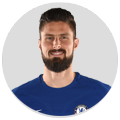 Chelsea players pictures Olivier Giroud