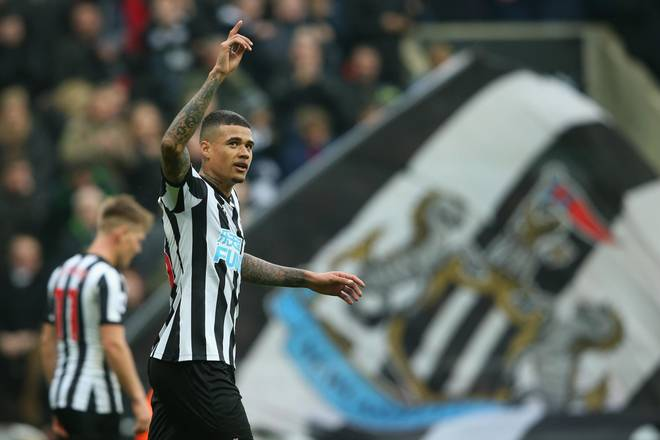 Chelsea players with tattoos Kenedy Chelsea Newcastle loan