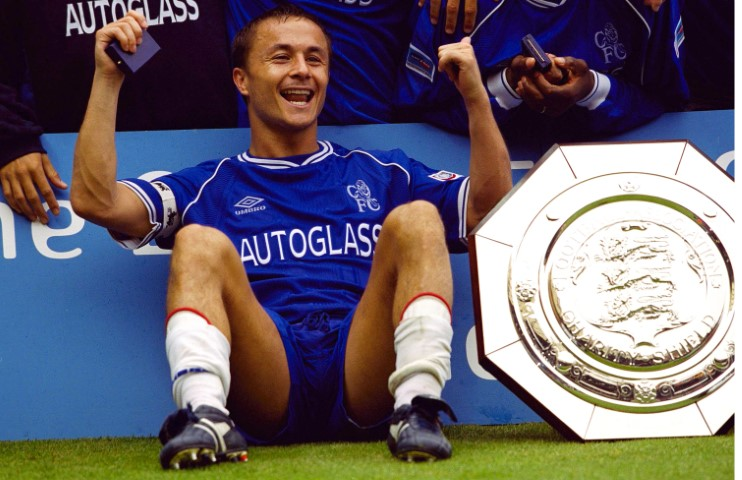 Dennis Wise is one of the most hated Chelsea players