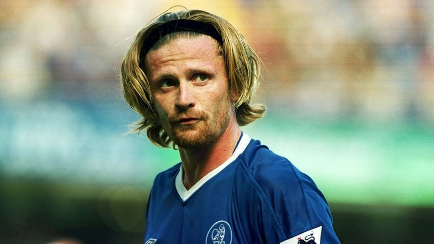 Emmanuel Petit is one of the players who retired at Chelsea