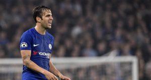 Fabregas Barcelona Chelsea