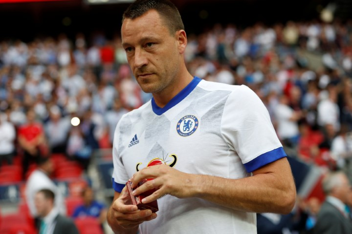 John terry is considered as the most hated Chelsea player