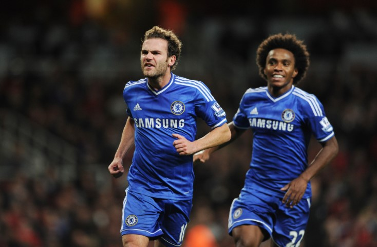 Juan Mata- One of the best Chelsea midfielders ever
