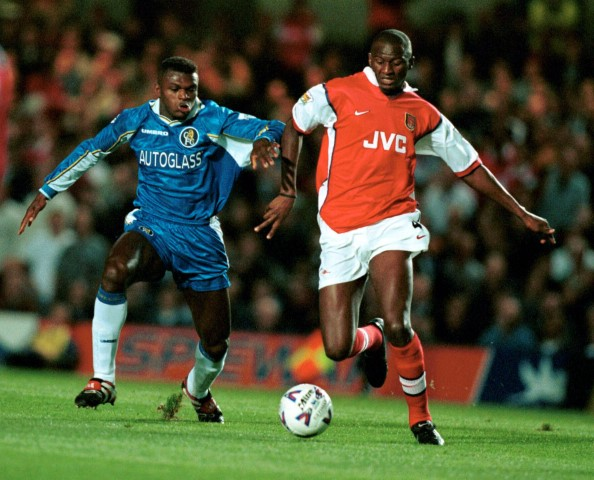 Marcel Desailly best Chelsea defenders ever