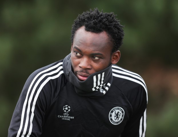 Michael Essien is one of the Best Chelsea midfielders ever