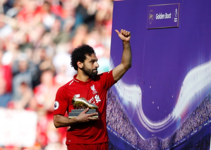 Mohamed Salah has played for both Chelsea and Liverpool