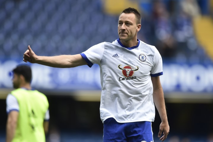 Most aggressive Chelsea players ever John Terry