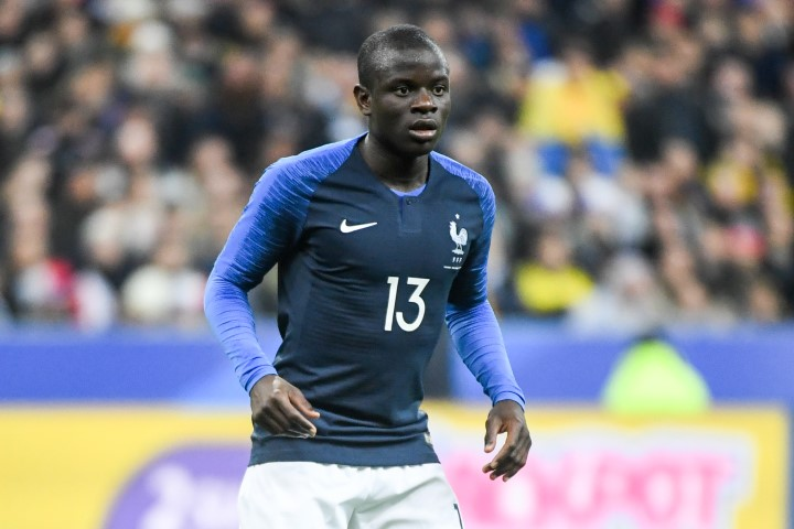 N'Golo Kante Chelsea players who will star at World Cup