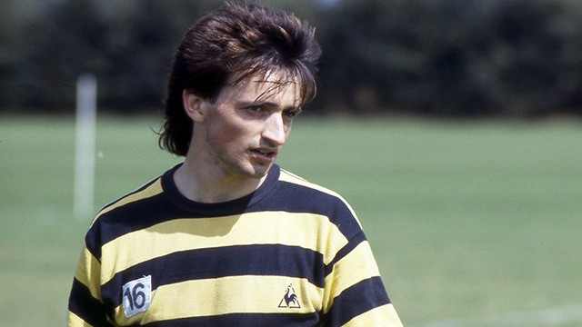 Pat Nevin is one of the best ever Chelsea midfielders ever