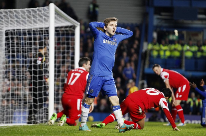 Players who flopped at Chelsea Marko Marin