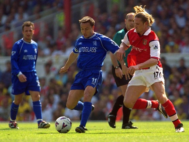 Players who have played for Chelsea and Barcelona Emmanuel Petit