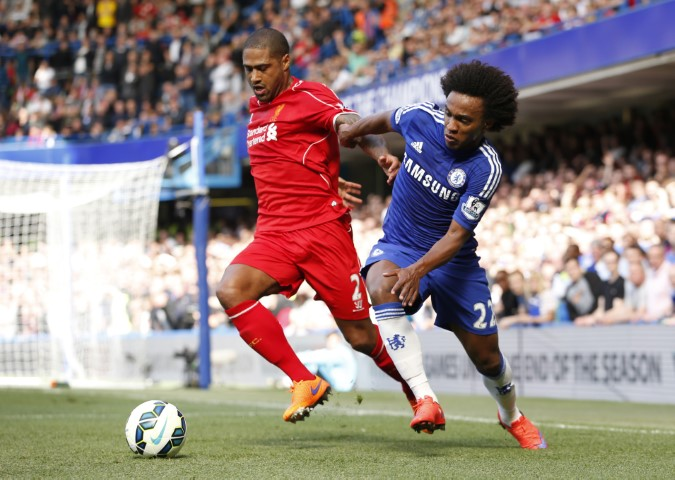 Players who played for Liverpool and Chelsea Glen Johnson