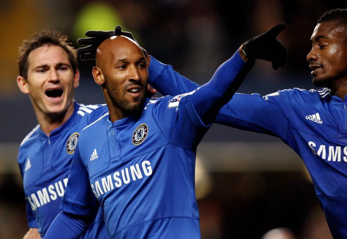 Players who played for Liverpool and Chelsea Nicolas Anelka
